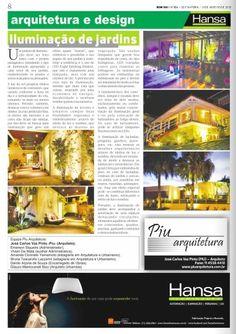 53° Jornal Bom Dia - Iluminação de jardins 31 -08-12