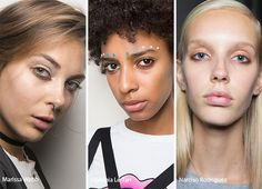 Spring/ Summer 2017 Makeup Trends   The o\'jays, Warm and Make-up ...