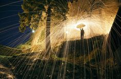 """...and the shower of sparks falls like stars."" #nightcircus"