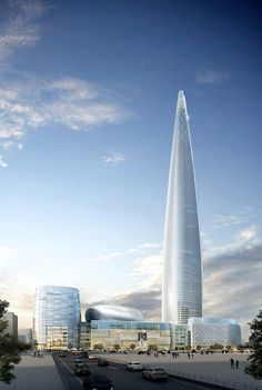 SEOUL | Lotte World Tower | 555m | 1819ft | 123 fl | U/C - SkyscraperCity