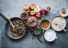 Green Kitchen Stories » Chia Parfait & Apple Crunch