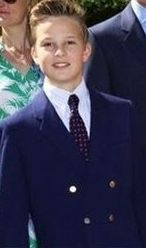 Prince Georg of Liechtenstein, 3rd child and second son of Hereditary Prince Alois and Hereditary Princess Sophie.