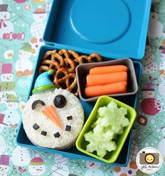 My absolute favourite blog for fun kid food ideas (she makes THE most amazing Bentos) and super cute kid crafts..