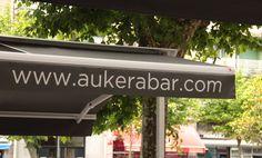 uN TRABAJO DE http://lakacerola.com/  junto a GRUPO DELTA . Bar AUKERA en Donostia