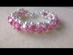 Pulsera Primera Comunion 3- First Communion bracelet 3 - YouTube