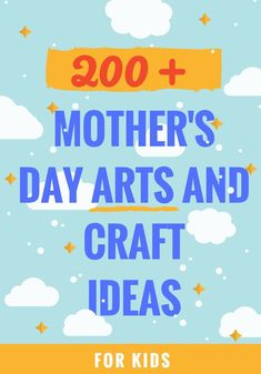 Mothers Day arts an