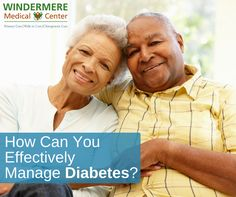 Type 2 diabetes cannot be cured, but it can be managed by optimizing lifestyle through diet, exercise, stress reduction and medication (if prescribed by your physician), giving you the ability to lead a long and healthy life. Discover more: https://windermeremedicalcenter.com/diabetes-care/