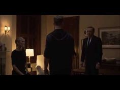 Frank Underwood lectures Adam Galloway about the marriage - YouTube