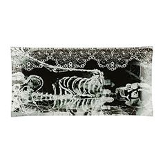 """Department 56: Products - """"Skeleton Treat Platter"""""""