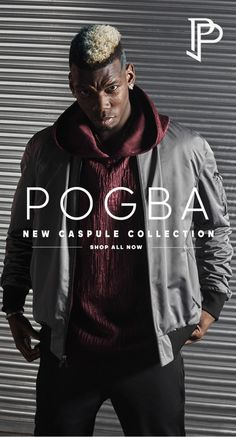 Introducing the Paul Pogba capsule collection season by adidas P Pogba, Paul Pogba Manchester United, Manchester United Players, Pogba Wallpapers, Manchester United Wallpaper, Madrid Wallpaper, Lionel Messi Wallpapers, World Soccer Shop, Soccer