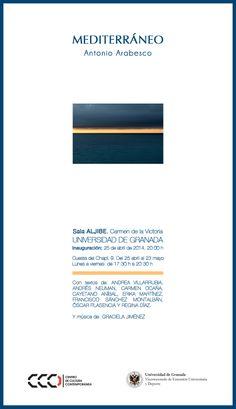 """Exposición """"Mediterráneo"""". Antonio Arabesco presenta una recopilación de fotografías enmarcadas en la idea de Mediterráneo, no sólo como una referencia al mar sino también a la cultura, la luz, las gentes que lo habitan; una mirada en color a las costumbres, a los detalles y los sentidos con una impecable intuición artística. #Mediterraneo #AntonioArabesco #ExposicionesUGR"""