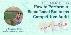 How to Perform a Basic Local Business Competitive Audit  http://mz.cm/2fPUTUT By @Miriam_Ellis_pic.twitter.com/hwv2wxE70P Florida SEO  Brevard SEO  SEO Biz Marketing