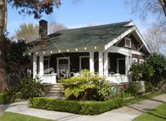 Small Craftsman Bungalow