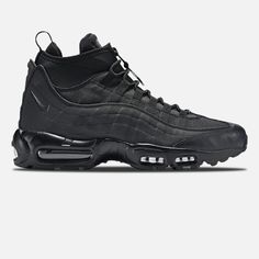 A First Look at the Nike Air Max 95 Sneakerboot: Nike unveils an ACG-like iteration of the iconic Mens High Top Shoes, Men's High Top Sneakers, Air Max Sneakers, Sneakers Nike, Custom Sneakers, Nike Air Max Mens, Cheap Nike Air Max, Nike Air Vapormax, Nike Men