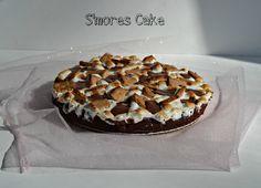 S'mores Birthday Cake