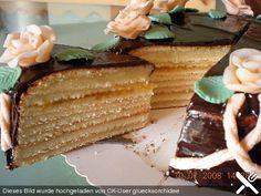 Baumkuchen - Torte