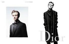 Pour sa nouvelle campagne, Dior a réuni le rappeur A$ap Rocky et l'acteur français Rod Paradot.