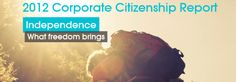 Our interview with Waggener Edstrom explores why the company created its Corporate Citizenship Report and how the report has evolved to match the times. via CompaniesforGood.org