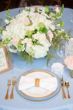 Modern-Cinderella-wedding-place-setting