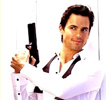 My name is Bomer... MATT Bomer. I think he would be a great James Bond, too... ;-)