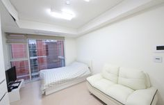 This officetel is 3mins walk to Gangnam Subway Station Line #2. This studio is very modern and classy. 24hrs Bldg security guards staying. Convenient stores and facilities are all around. Additional information as follows, Deposit: 1M Won / Rent: 1,000,000 Won Per month. Bldg Maintenance fee and uti