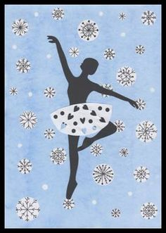 Tanec mezi vločkami Sporty, Christmas