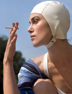 173 Best Women With Bathing Caps Images In 2019 Swim