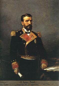 Manuel Wessel de Guimbarda - Isaac Peral