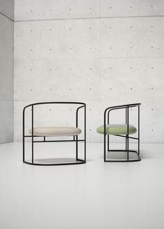 Yokogi #chair #chairideas #chairdesign