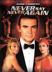 James Bond Movie Theme Songs & Images - Never Say Never Again