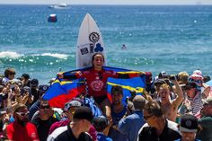 surfersvillage.com - Defay, Ohhara win big at Vans US Open of Surfing - Surfing News, Surfing Contest, All the surf in one website