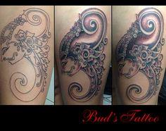 wayang arjuna tattoo