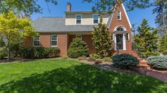 Diane Rhoades of Long and Foster REALTORS® just listed 331 Lindbergh Avenue Frederick MD 21701 JUST THE FACTS: FULLY RENOVATED AND EXPANDED 2006 - ALL NEW PLUMBING, WIRING, ROOF, WINDOWS, HEATING (RADIANT FLOOR WITH PROGRAMMABLE THERMOSTATS IN ALL ROOMS), ZONED AC, KITCHEN (WOLF RANGE, SUBZERO FRIDGE, 2-DRAWER FREEZER, MARBLE COUNTERS, BUTCHER BLOCK TOP ISLAND, WALK-IN PANTRY), ONYX TILE IN MASTER BATH, PLASTER WALLS THROUGHOUT, ORIGINAL LIGHT FIXTURES, ELEVATOR, HEATED AND COOLED 2-CAR…