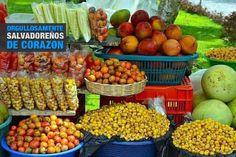Fruta de El Salvador