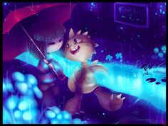 A Friend from Waterfall - Monster Kid and Frisk ▮by▮ WalkingMelonsAAA ▮on▮ DeviantArt