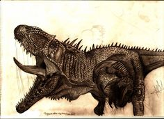 Megaraptor namunhuaiquii by Robinson Kunz, ~Teratophoneus on deviantART
