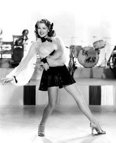 Lana Turner in Dancing Co-Ed (1939)