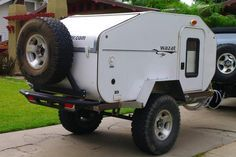 off road teardrop trailer chassis - Google Search