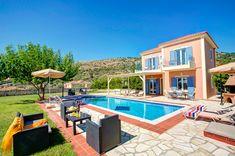 Villa Skala Bayview, Skala, Kefalonia, Greece. Find more at www.villaplus.com