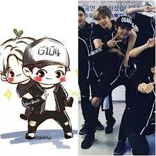 Cute ChanBaek