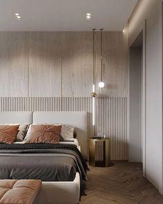 Luxury Bedroom Design, Master Bedroom Interior, Modern Interior Design, Home Bedroom, Bedroom Decor, Bedroom Ideas, Modern Luxury Bedroom, Interior Paint, Lighting In Bedroom