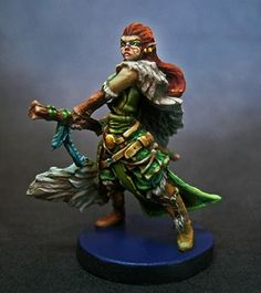 Ashrian from Descent 2nd edition.  Painted over the weekend.  Some better shots than the comp I made, which Tumblr shows as a little out of focus and loses the detail.  These shots are up close and personal leaving nothing to the imagination!