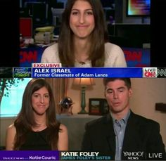 Smoking Gun: Same Actress For Sandy Hoax and Katie Foley! Case Closed! | Alternative