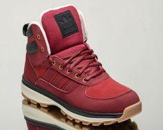 adidas-Originals-Chasker-Boot-men-lifestyle-winter-autumn-shoes-NEW-dark-red