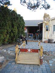 Front yard decoration 2010