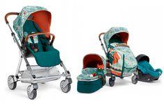 Urbo 2 by Donna WIlson De mooiste kinderwagen van de hele wereld