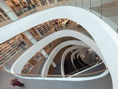 Aberdeen University Library. - Image - FX magazine