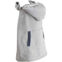 Ultra Soft and Warm Hooded Baby Carrier Cover