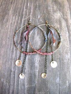 bohemian earring