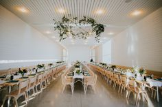 Natural simplicity | Prospect House | Whim Floral | Wild Sky Events | Lisa Woods Photography